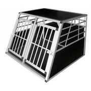 Double Dog Cage