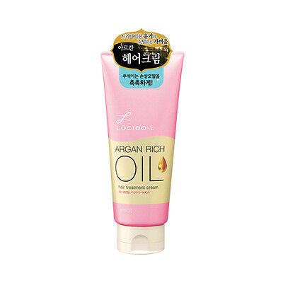 [LUCIDO L] Argan Rich Oil Hair Treatment Cream - 150g