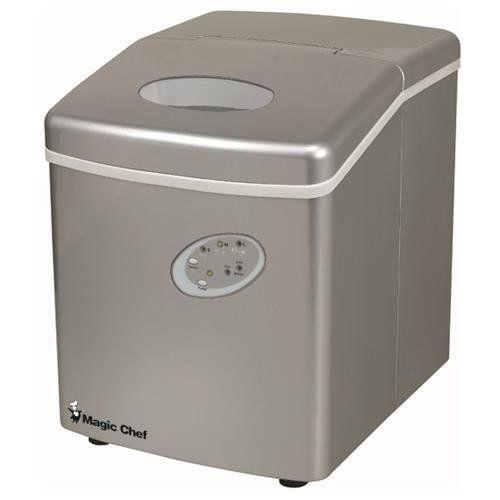 Magic Chef Countertop Ice Maker Directions : Magic Chef Portable Ice Maker eBay