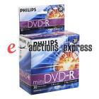 Blank Mini DVD Discs