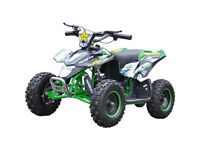 IVOLT RENEGADE ROCKSTAR 36v Electric Battery 1000w Mini Quad Bike ATV