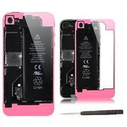 iPhone 4 Pink Housing