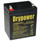 Battery 12 V Rechargeable Batteries 5 Ah Amp Hours