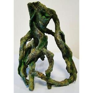 Large Twisted Tree Root Driftwood Aquarium Fish Tank / Tropical Ornament RO-2168