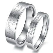 Personalized Couples Ring