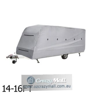 4 Layers UV Waterproof Caravan Campervan Cover Different Size