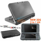 3DS XL Console Video Game Protective Shells/Skins Cases