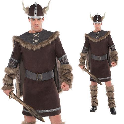 Mens Viking Costume Ebay