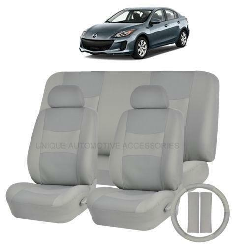 Mazda 3 Leather Seat Covers
