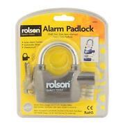 Heavy Duty Padlock Alarm
