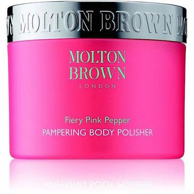 Molton Brown Fiery Pink Pepperpod Pampering Body Polisher, 50ml