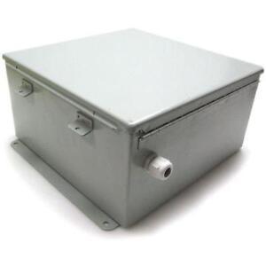 Electrical enclosure ebay - Outdoor electrical enclosures cabinets ...