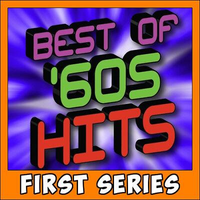 Best of the 60's Music Videos * 3 DVD Set * 73 Classics ! Pop Rock Disco Hits