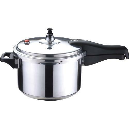 Bene Casa BC-61421 4 Quart Aluminum Pressure Cooker