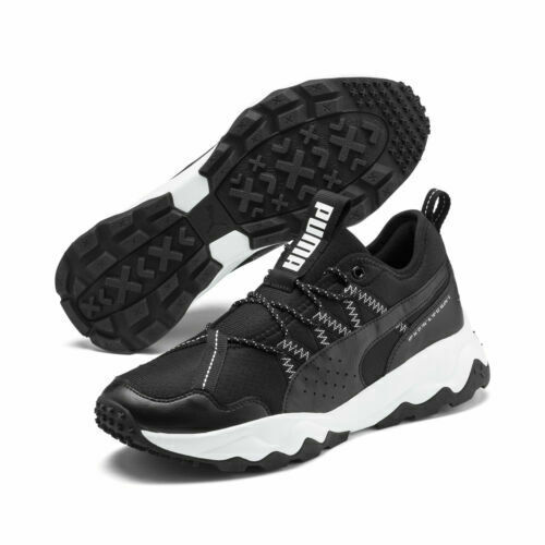 PUMA Ember Trail Men's Running Shoes Men Shoe Running Blac