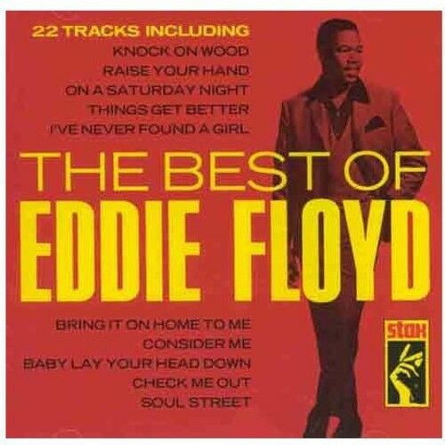 Eddie Floyd - Best of Eddie Floyd [New CD] UK - Import