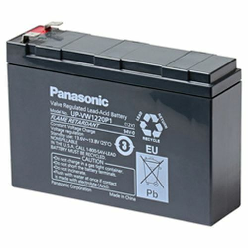 REPLACEMENT BATTERY ACCESSORY FOR PANASONIC UP-VW1220P1