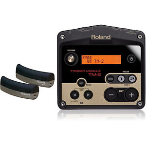 Roland TM-2 Percussion Bundle (with two BT-1 pads)