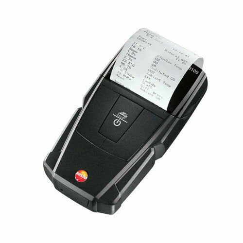 Testo 0554 3100 Wireless IR Printer for the Testo 310 Combustion Analyzer