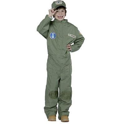 Air Force Uniform Boys Rasta Imposta - Air Force Uniform Kostüme