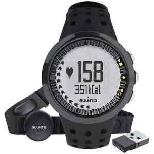Suunto M5 Heart Beat Watch and strap