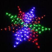 LED Net Christmas Lights