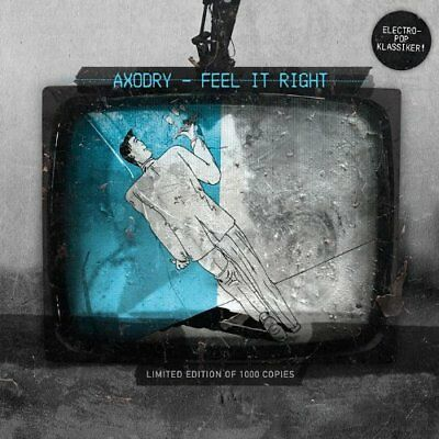 AXODRY Feel It Right CD 2....<br>