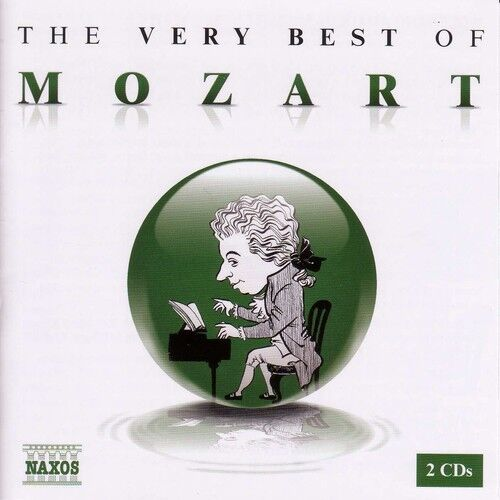 Classical Kids, W.a. Mozart - Very Best Of Mozart [new Cd]