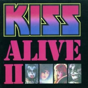 Kiss - Alive II (German Version)   - CD NEU