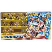 WWE Action Figures Playsets