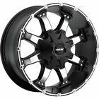 Nitto MKW Car & Truck Wheel & Tire Packages 17 Rim Diameter