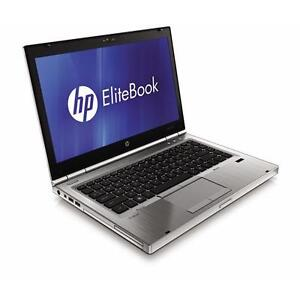"HP ELITEBOOK I5 14.1"" 4GB RAM 320GB HARD DRIVE WINDOWS 7 PRO"