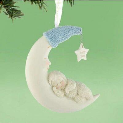 Moon Beam Boy Ornament