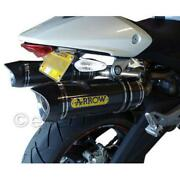 Ducati Monster Exhaust