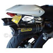 Ducati Monster Exhaust