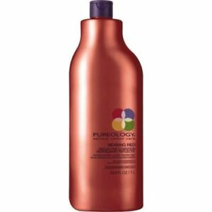 NEW Pureology Reviving Red Conditioner 33.8 oz /1 Liter
