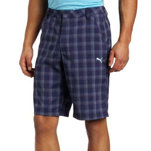 puma shorts golf