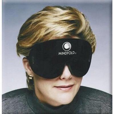 Mindfold Sleeping Sleep Eye MASK Aid Blindfold w/ FREE Earplugs Made in the USA