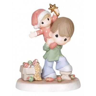 Cutesy Moments 'You Make Christmas Special' Christmas Figurine 141010