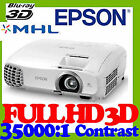 Epson LCD Home Video Projectors