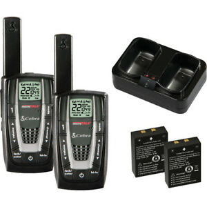 Cobra MicroTalk CXR725 27-Mile Two-Way Radios