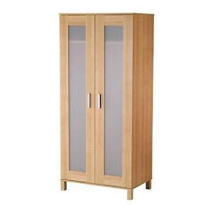 ikea wardrobes ebay. Black Bedroom Furniture Sets. Home Design Ideas