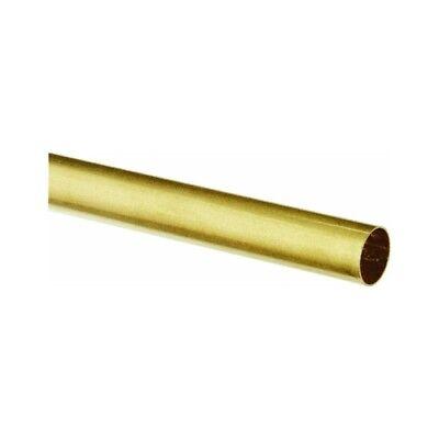 K S Precision Metals 8129 316 X 12 Rnd Brs Tube