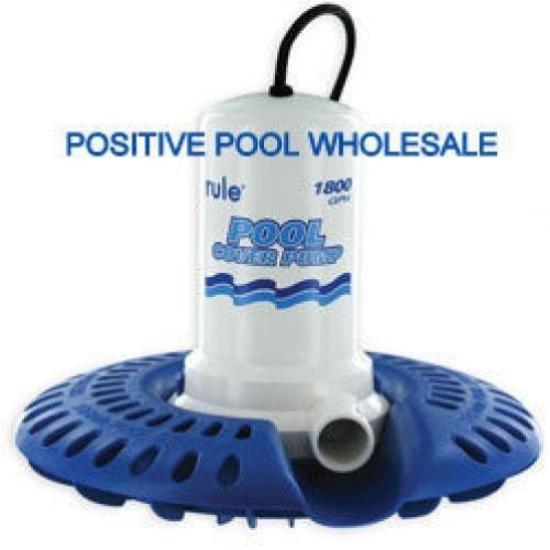 Rule Pool Cover Pump Ebay