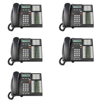 New Nortel Norstar Telephone - 5 Pack T7316e