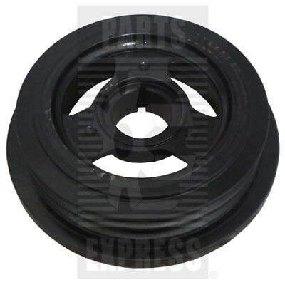 Case Ih Damper Pulley Part Wn-680275c92 On Tractor 1440 1460 1480 3488 3588 3688