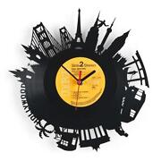 Vinyl Uhr