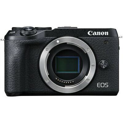 Canon EOS M6 Mark II Body (kit Box) Black (Multi) From US