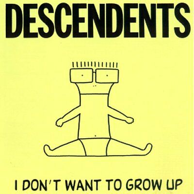 Descendents - I Don't Want to Grow Up [New Vinyl]](I Dont Want To Grow Up)