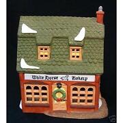 Dept 56 White Horse Bakery